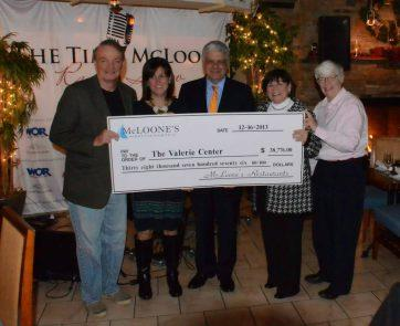 Philanthropy at McLoone's Restaurants